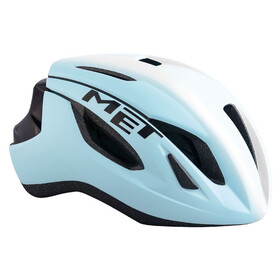 MET Strale Bike Helmet blue/white